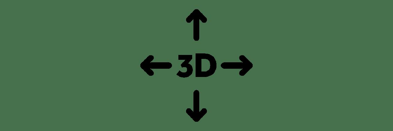 3D Airflow icon