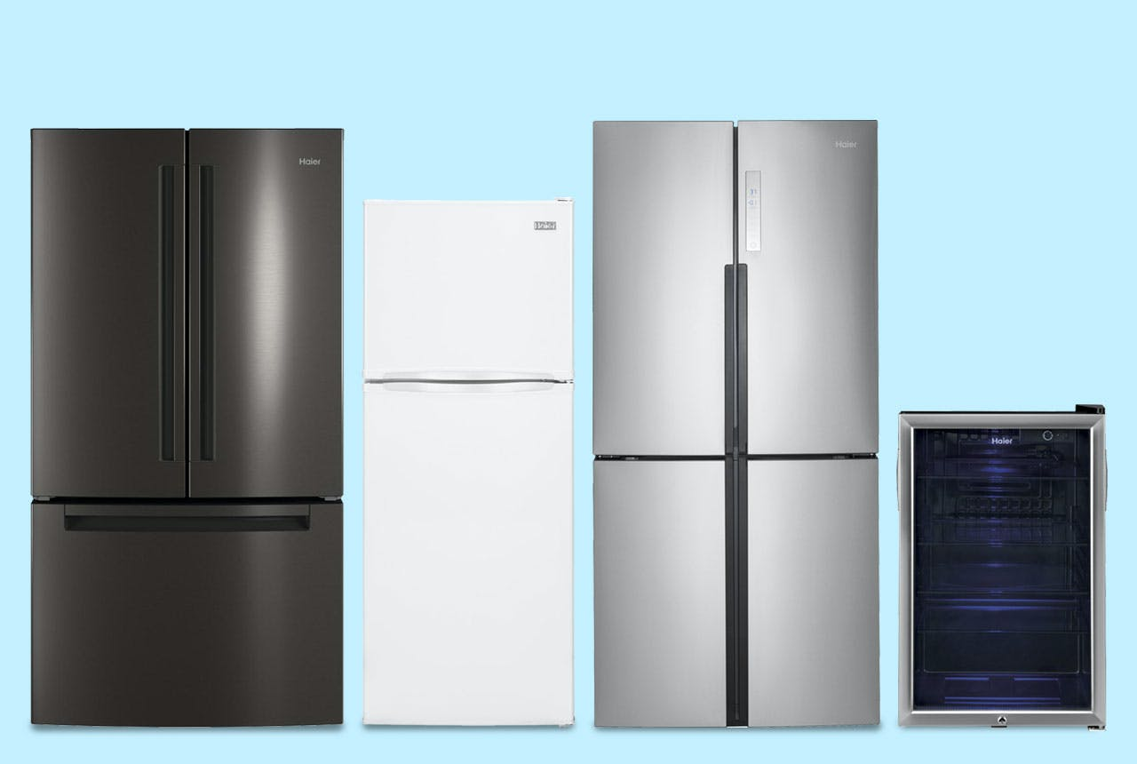 Haier refrigerator examples