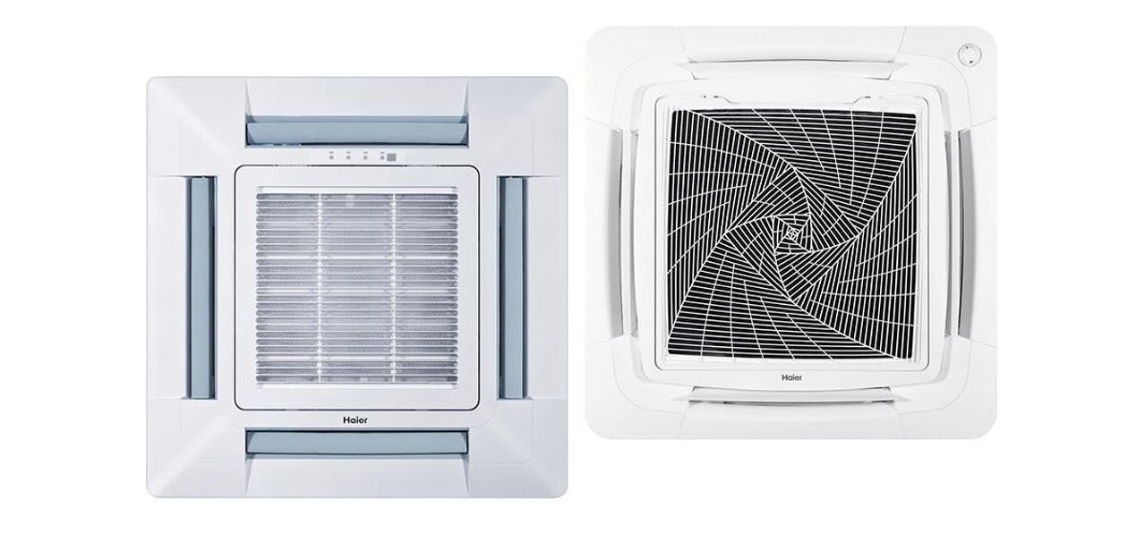 Photo of Haier Ductless Cassette Panels