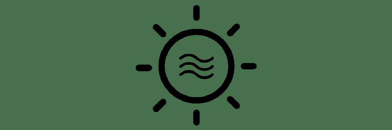 Warm Start Icon