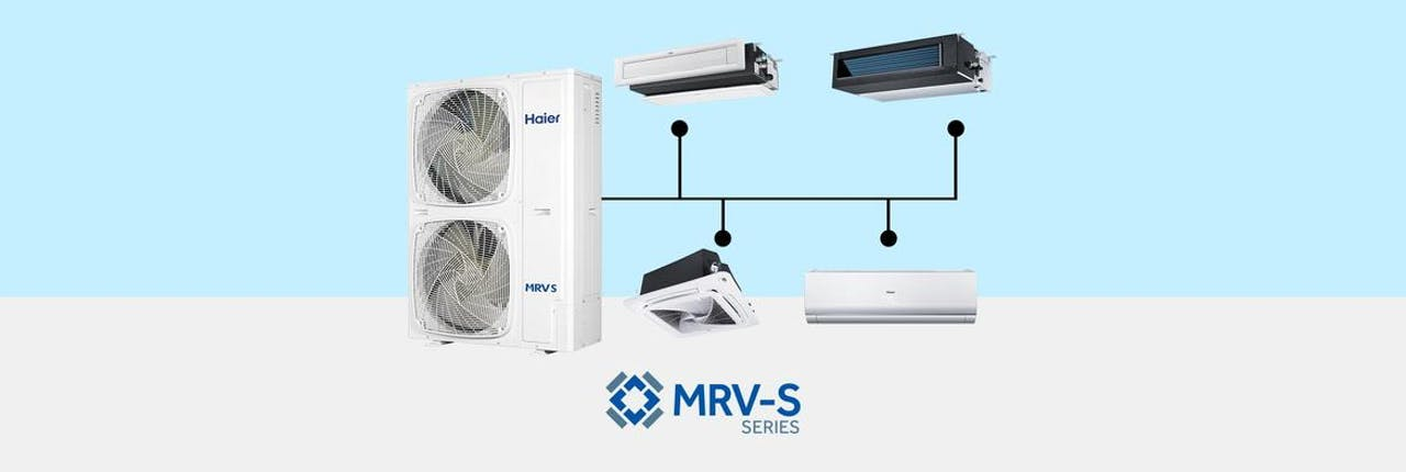 Photo of Haier Ductless MRV-S Series AC Units