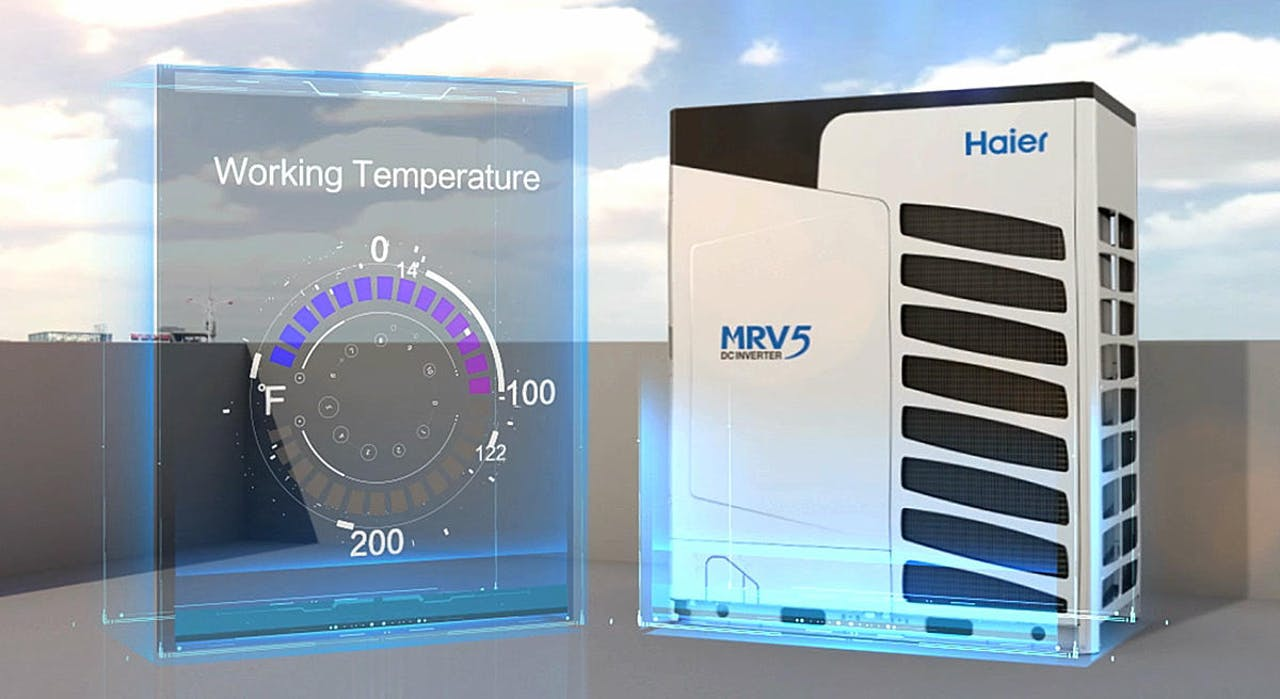 Photo of MRV-5 Working Temperature