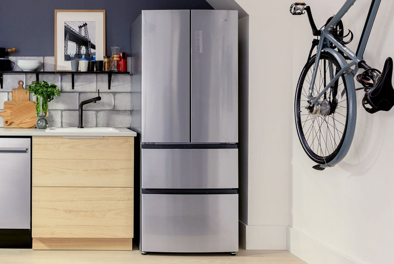 Haier small-sized refrigerator