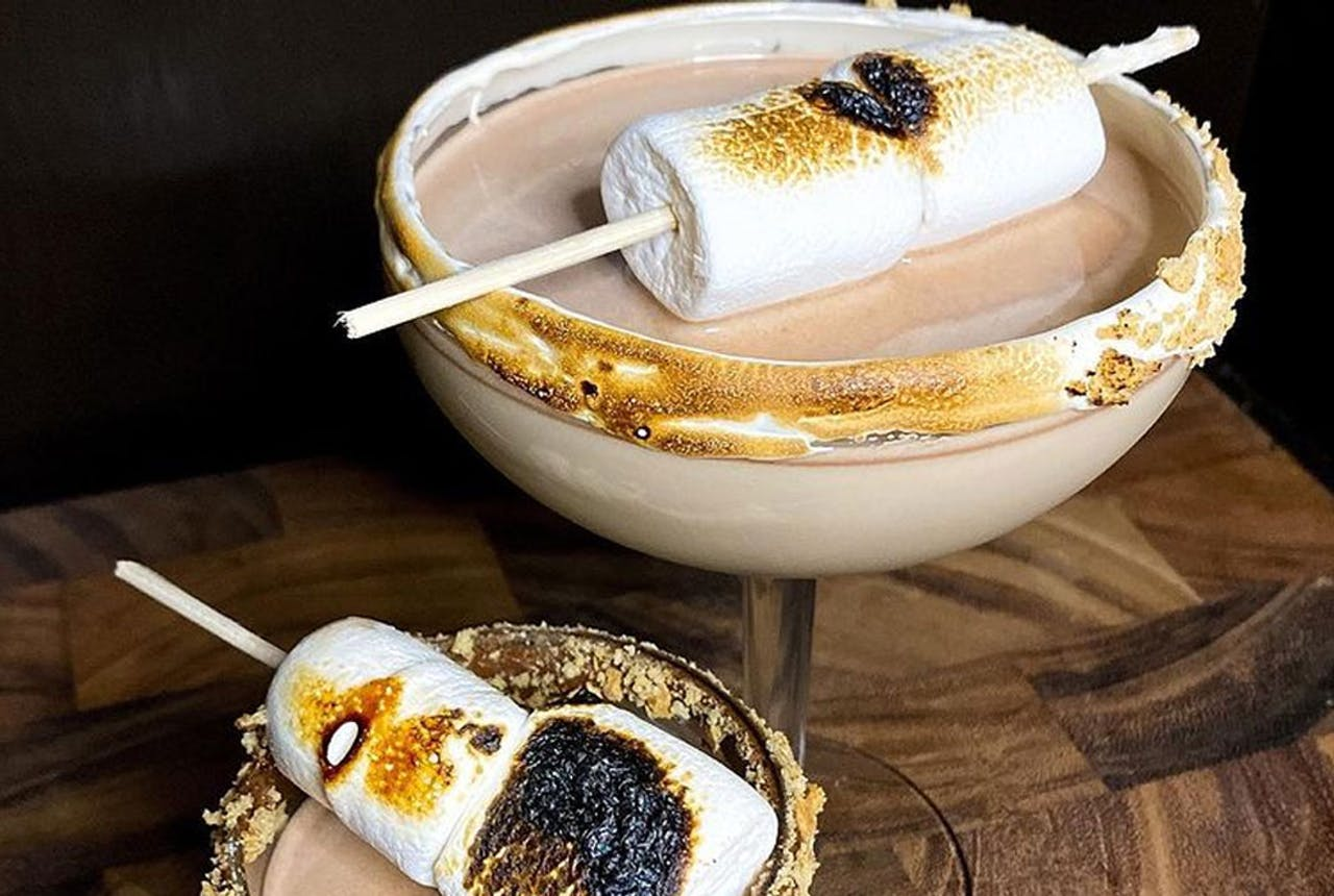 S'mores Cocktail