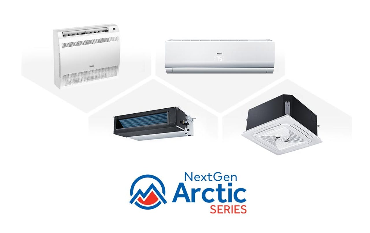 Arctic Next Gen Series Products Collage