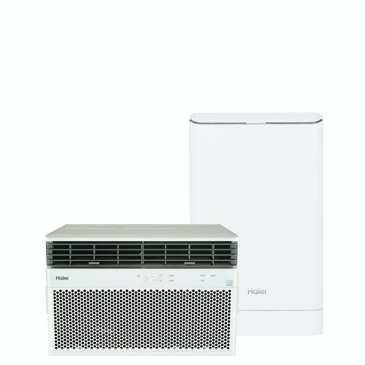 Smart Window & Portable Air Units