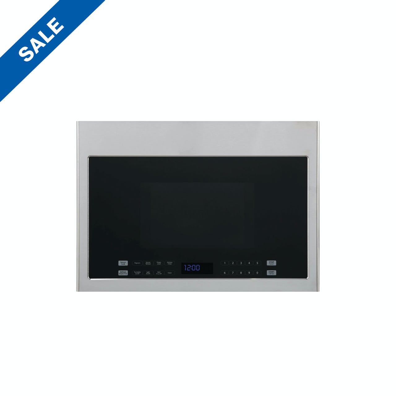 """24"""" 1.4 Cu. Ft. Over-The-Range Microwave Oven"""