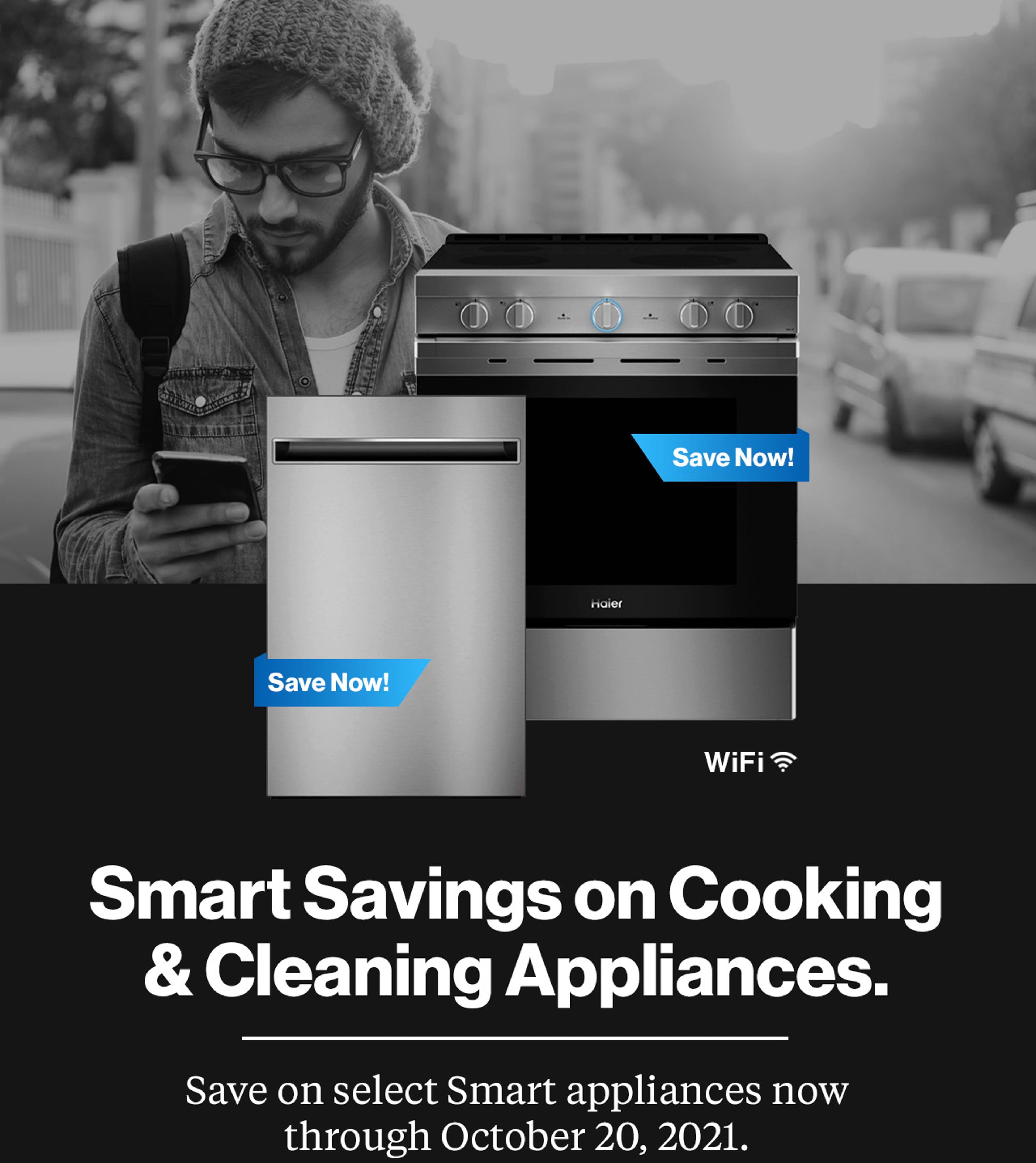 Smart Savings on Cooking and Cleaning Appliances