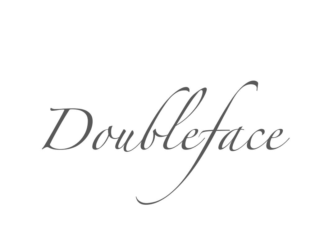 Doubleface - Ein einzigartig hochwertiges und komfortables Material