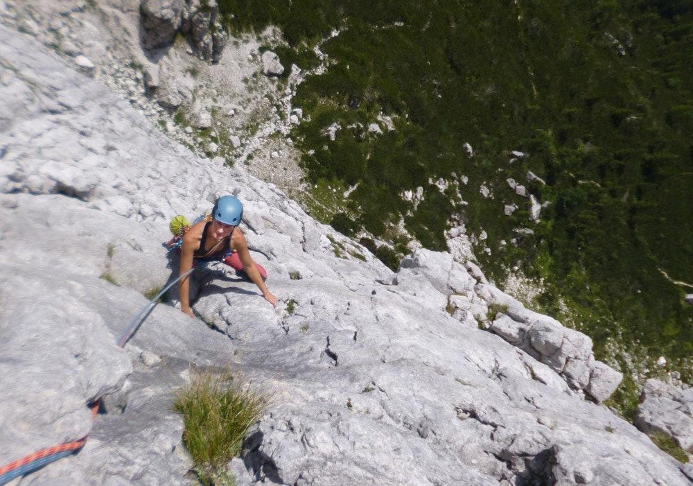 Dolomiten-Klettern-Decima