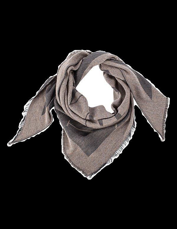 Dreiecks-Schal