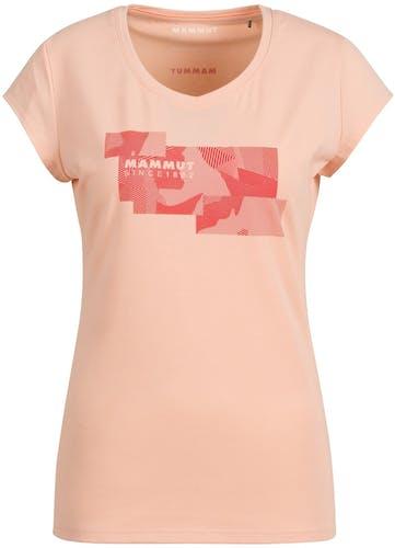 Mammut Trovat Women - T-Shirt - Damen