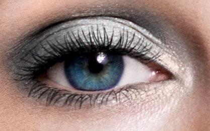 Augen: Tages Make up - kalter Farbtyp