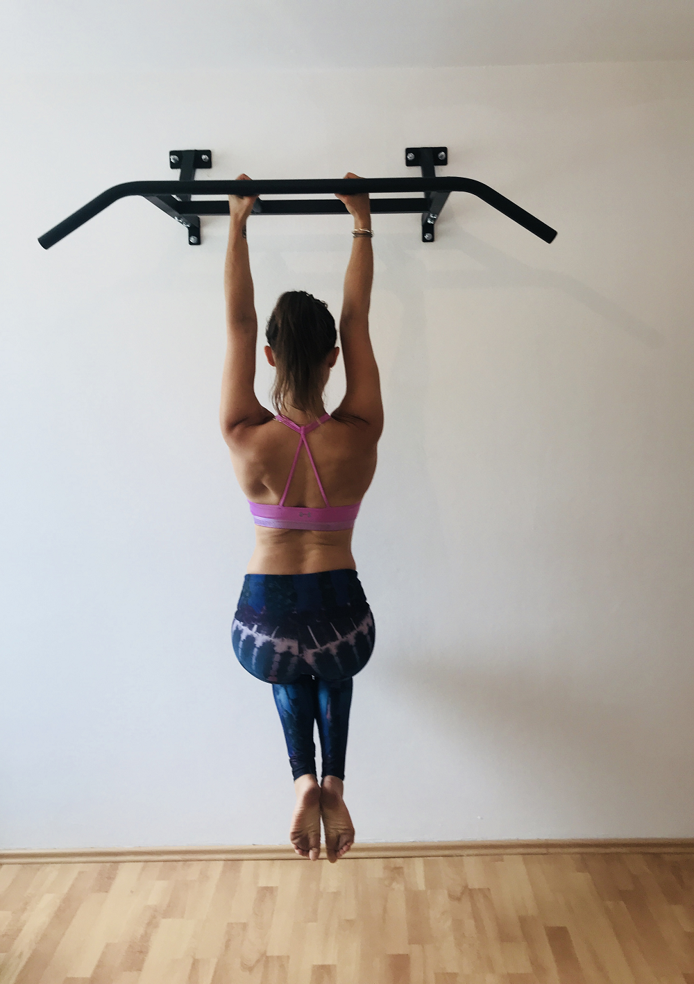 Shoulderblade Pull-up, SportScheck, Yoga, Klimmzug