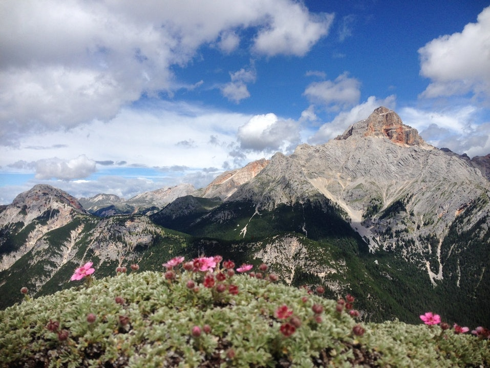 Dolomiten-Trekking