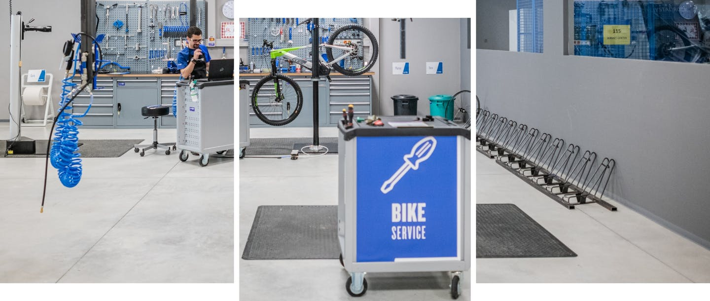 Bike. Services officine bike SPORTLER