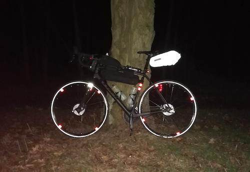 Fahrrad-Hacks mit Rainer #1: Reflexion bei Nacht