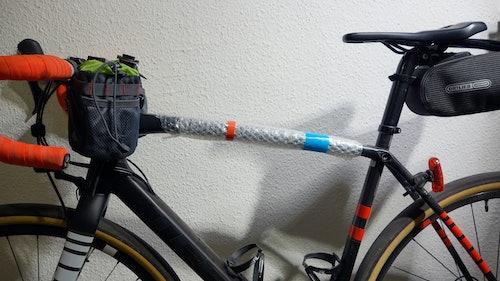 Fahrrad-Hacks mit Rainer #4: Teraoka-Tape