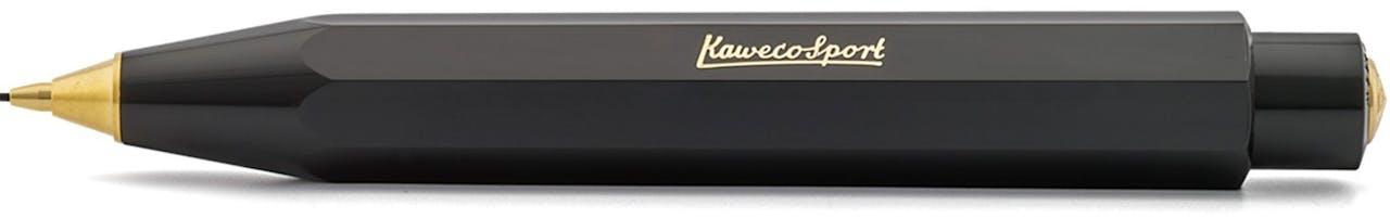 Kaweco Classic Sport Druckbleistift, 0,7 mm, schwarz