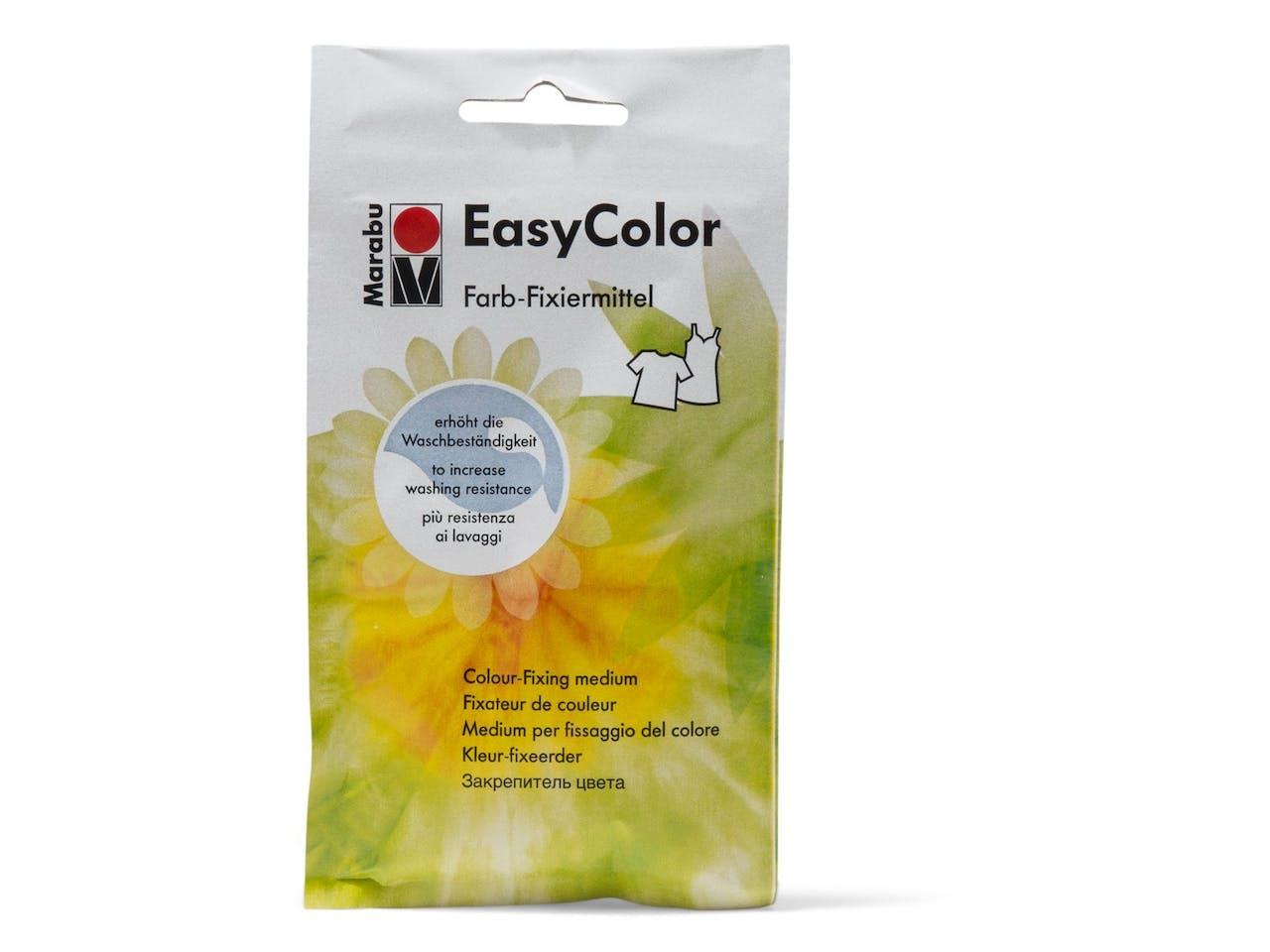 Marabu EasyColor Batik- und Färbefarbe, Beutel 25 g, diverse Farben