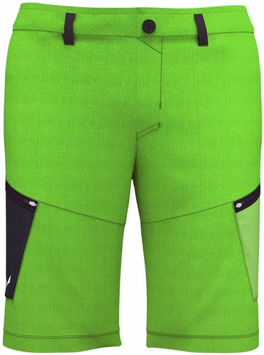 Salewa M Alpine Hemp Cargo - pantaloni corti arrampicata - uomo