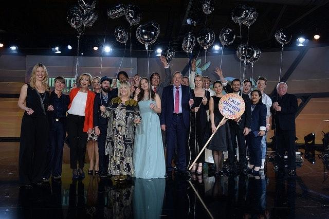 Das Charity-Ereignis findet jährlich in Berlin statt