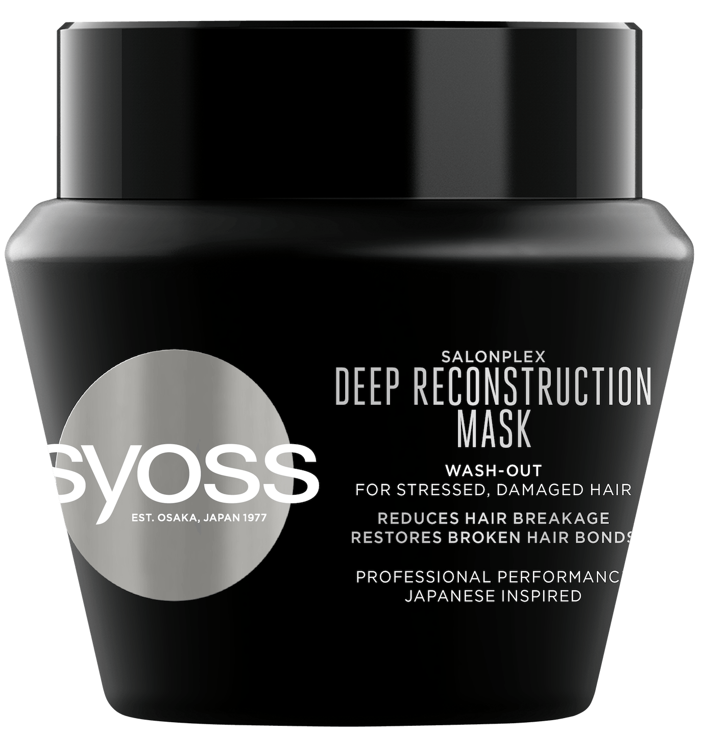 Syoss Salonplex Deep Reconstruction maska shot pack