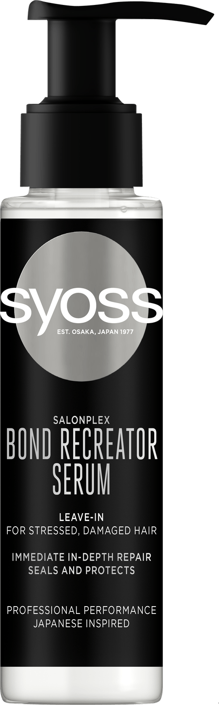 Syoss Salonplex Bond recreator serum shot pack