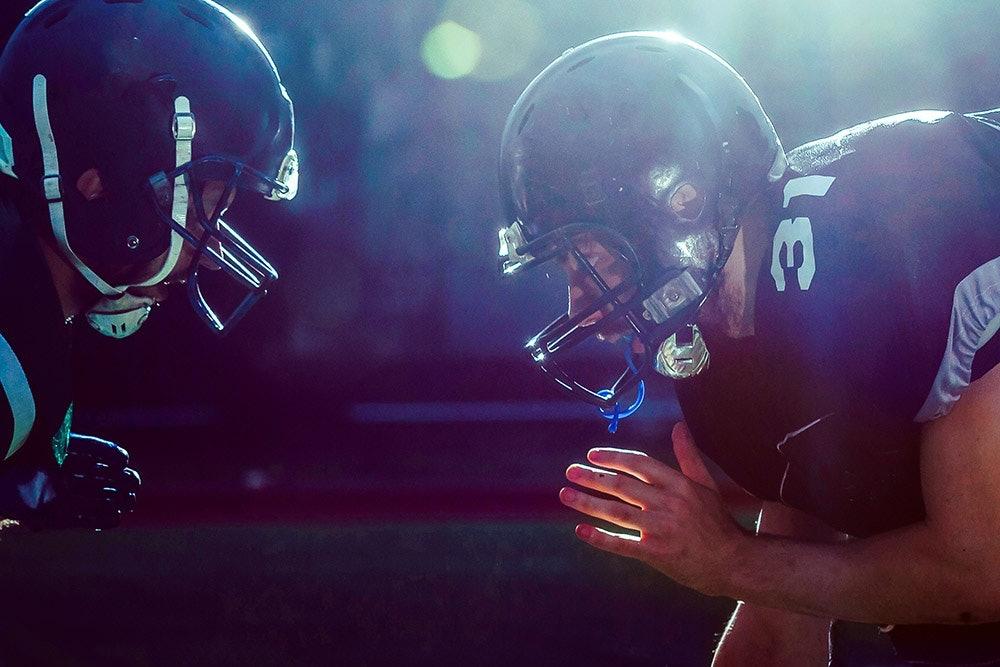 Rams gegen Patriots