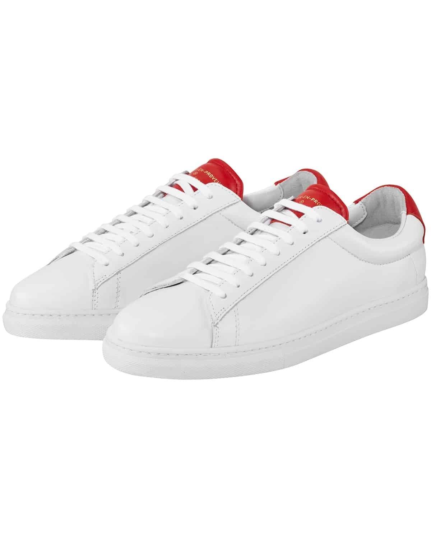 Zespa, Zespa Aix-en-Provence, Apla Sneaker, red, Lodenfrey, Munich