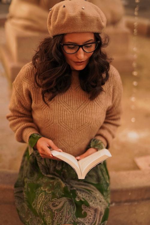 ciepły sweter orsay na jesień i zimę