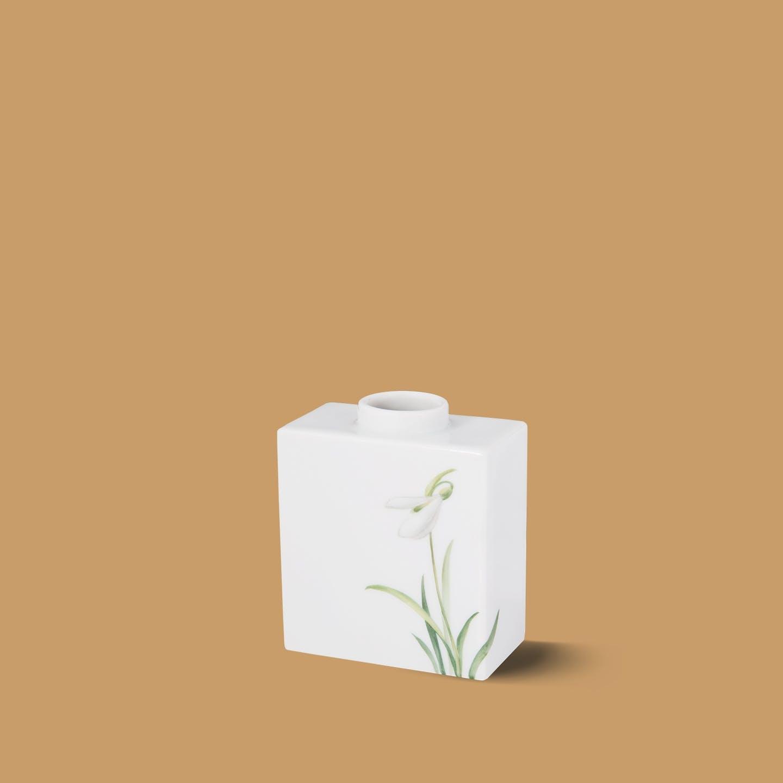 Vase, CADRE 0, Schneeglöckchen
