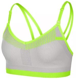 Nike Bra Neon Metallic Flyknit