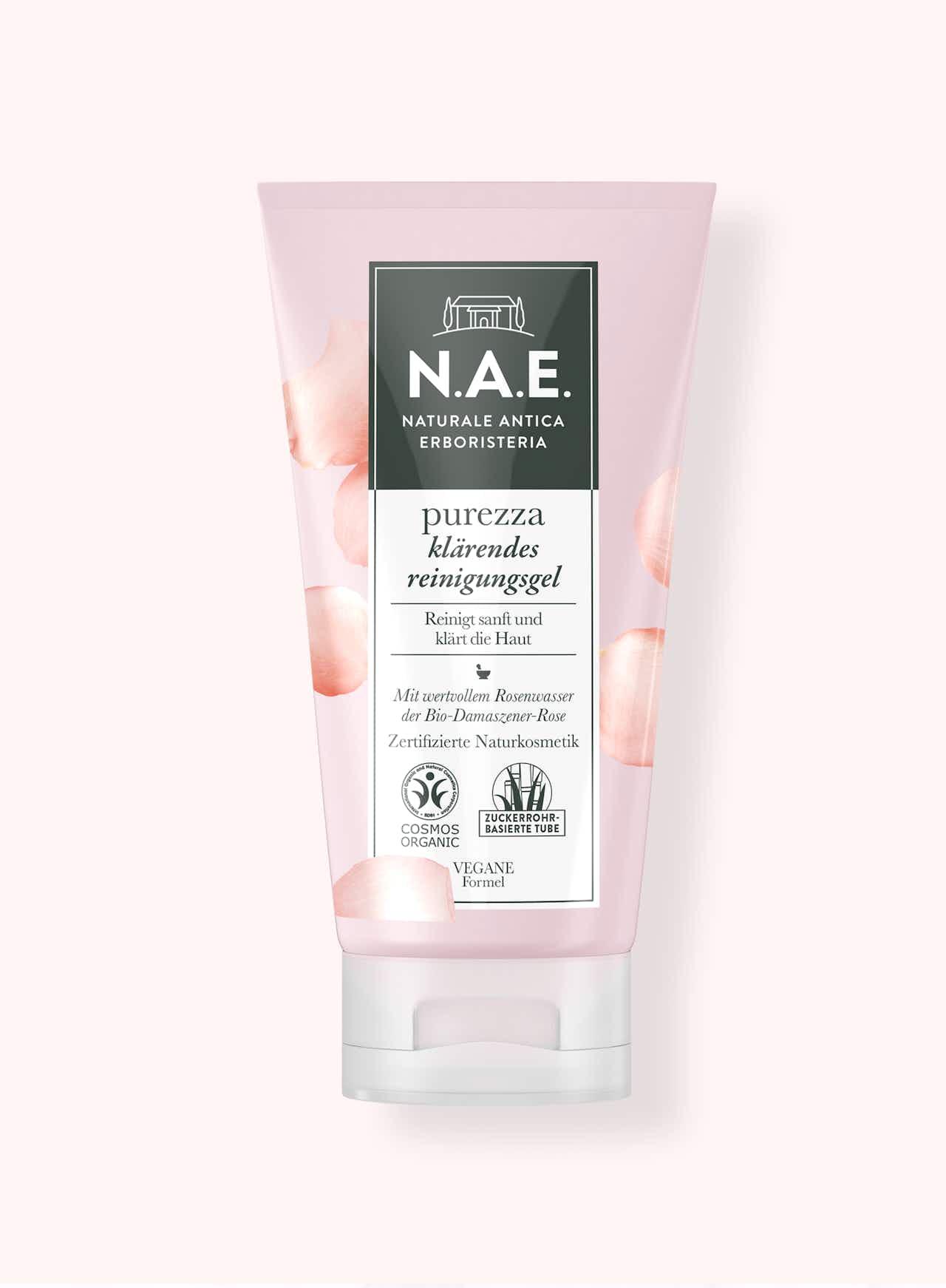 klärendes reinigungsgel | purifying cleansing gel