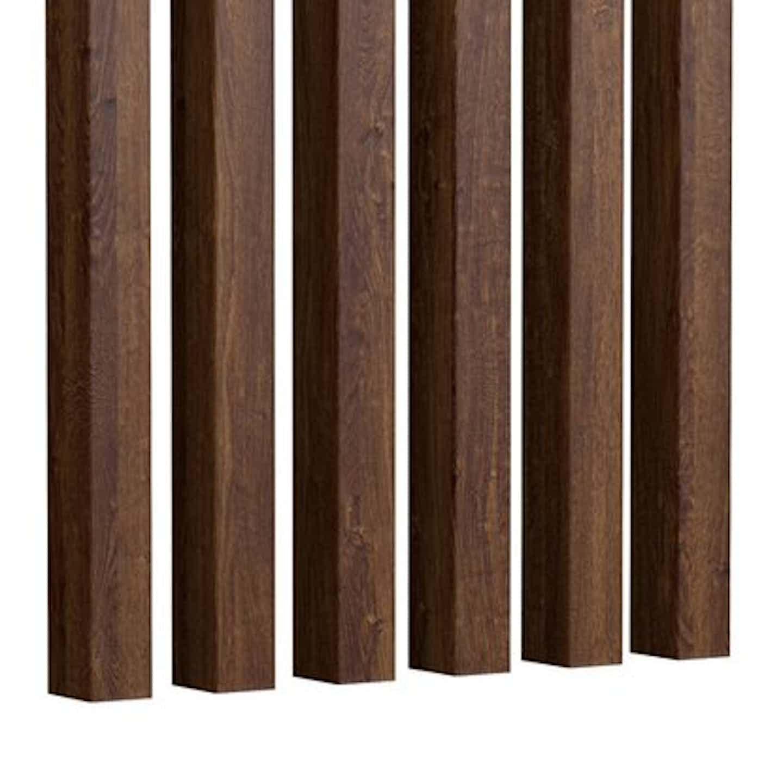 Foge Lamele ścienne Dąb Ateński 6 szt. 3 cm x 4 cm x 2,8 m