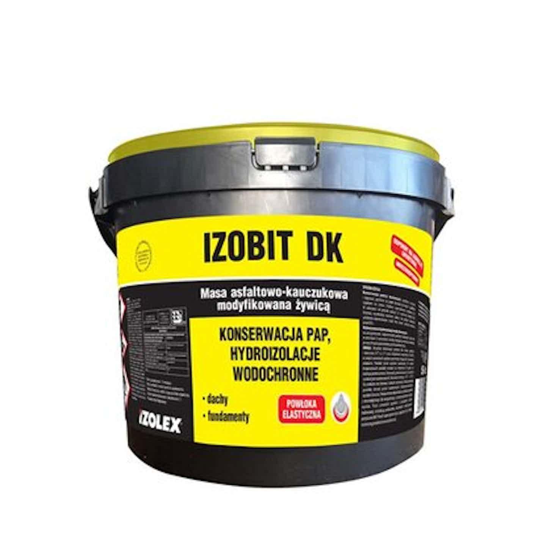 Izolex Masa asfaltowo-kauczukowa Izobit DK 5 kg