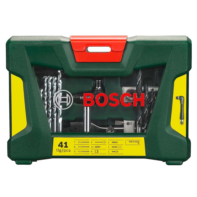 Bosch Zestaw bitów i wierteł V-Line 41-częściowy