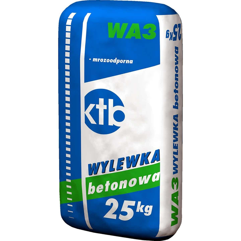 Kreisel Wylewka betonowa KTB WA3 25 kg