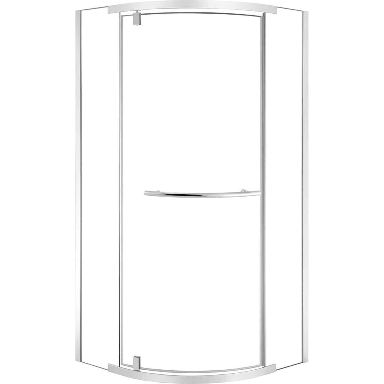 BALIV Kabina prysznicowa Benoi DUK-4831 90 cm bez brodzika