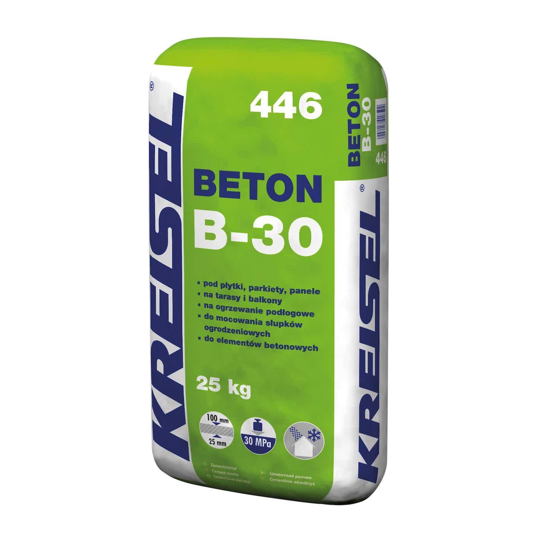 Kreisel Zaprawa cementowa Beton B-30 446 25 kg