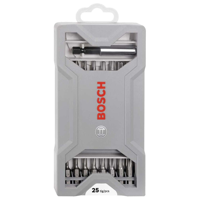 Bosch Zestaw bitów 25-częściowy