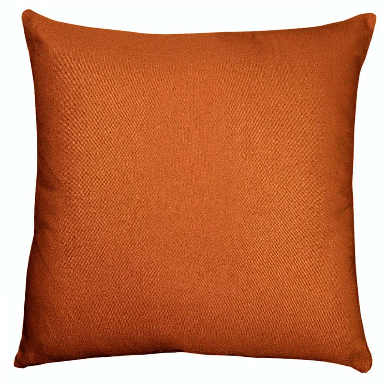 Poduszka dekoracyjna pomarańcz.  40x40 cm