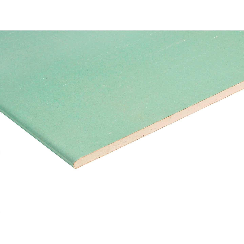 Knauf Płyta karton gips impregnowana 12,5 x 1200 x 2000 mm