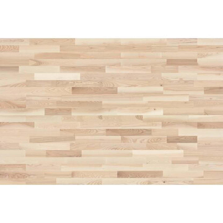 Barlinek Deska podłogowa Jesion Biały Standard 3L, wym. 14x207x1092 mm