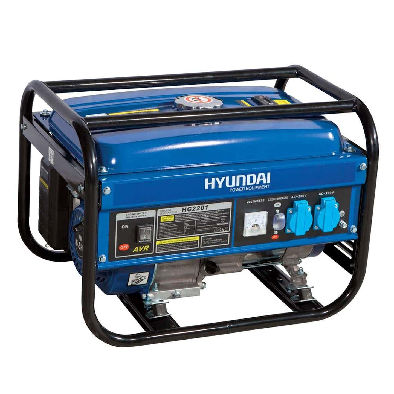 Hyundai Generator prądotwórczy benzynowy 2000 W