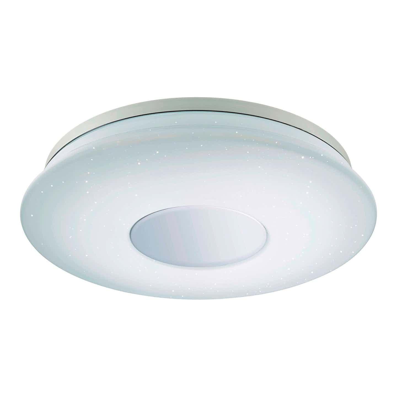 Obi Lighting Plafon LED SILANO sky effect śr. 40 cm 24,5W