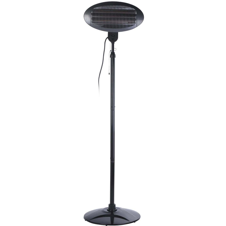 Lampa grzewcza tarasowa - elektryczna