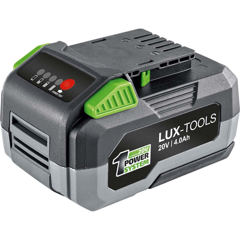 LUX-Tools Akumulator 20V 4Ah