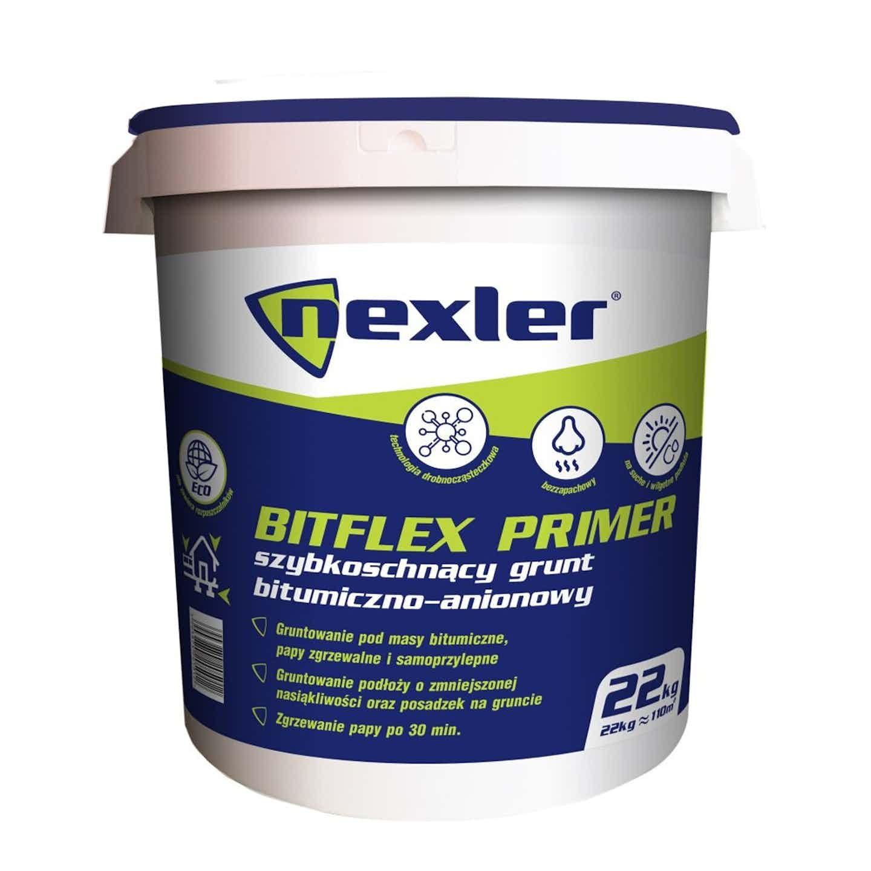 Nexler Grunt szybkoschnący Bitflex Primer 22 kg