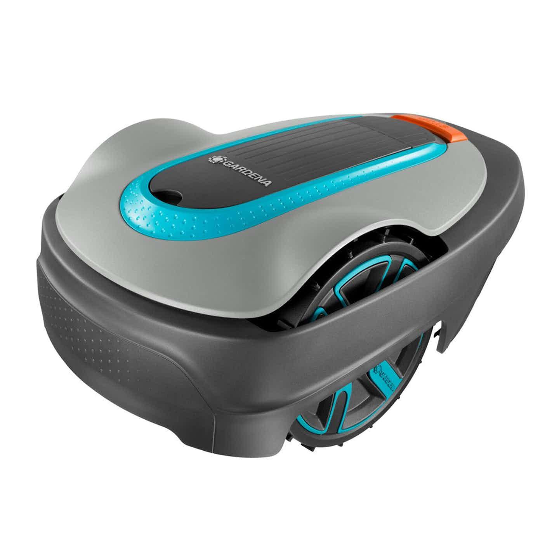 Gardena Robot koszący Sileno city 400